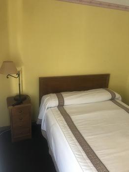 Detalle habitación individual
