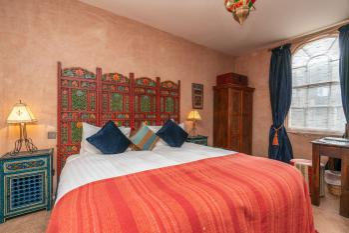 Double room-Superior-Ensuite-Moroccan