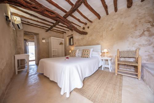 Ehe-Superior-Badezimmer mit Dusche-Terrasse-Son Saura