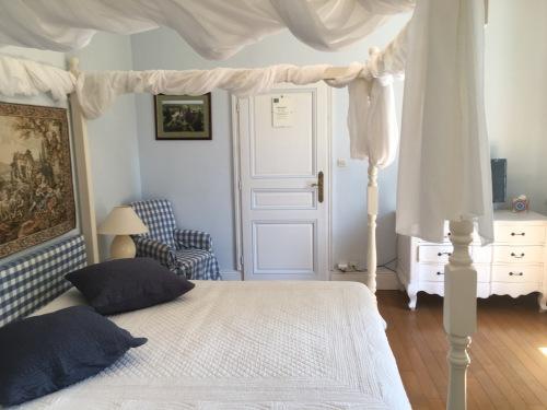 Château Les Vallées, Tournon-Saint-Pierre | Chambres