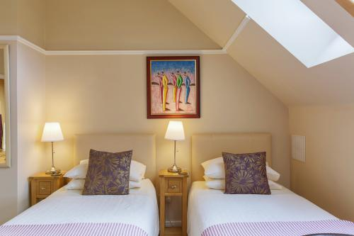 Double room-Superking-Ensuite-Garden View-Shell - Breakfast included