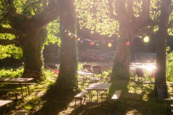 Jardin de la Cascade