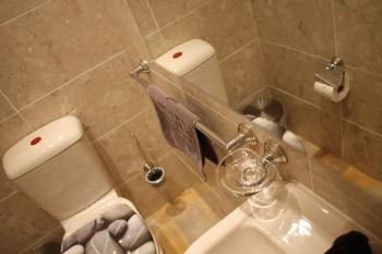 Toilette privée séparé