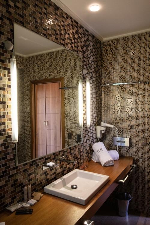 Queen-Confort-Salle de bain-Vue sur Jardin
