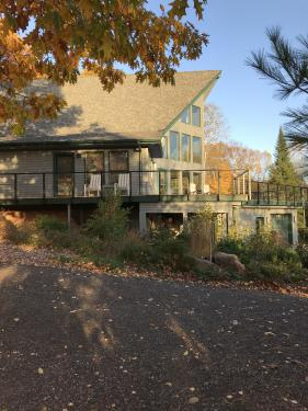 Fall at Artesian House
