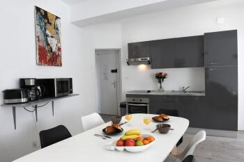 Appartement 2éme étage, centre ville de Dieppe