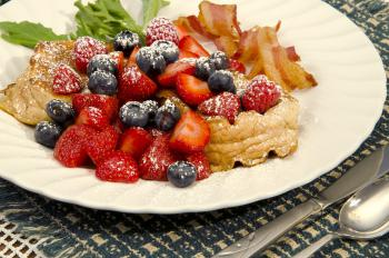 A Sumptuous Breakfast
