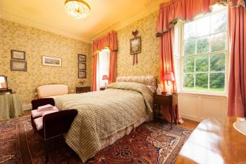 The Hummingbird Room - King size bed - Shirwell Park