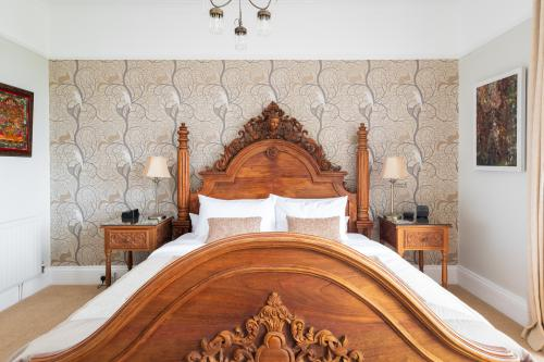 Double room-Ensuite-Summerhouse – Super-king - Base Rate