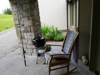 Barbeque/Smoking porch