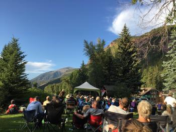 Free Concerts in Redstone Park