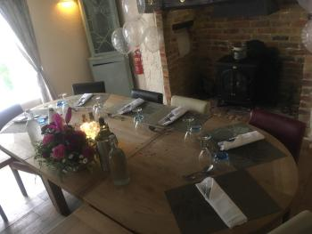 Function in Dining Room