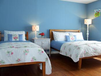 Blue Room - Family En Suite
