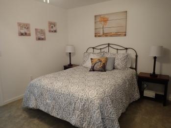 Suite 202 Bedroom