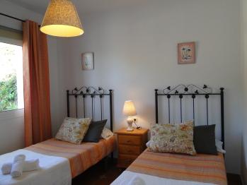 dormitorio 2 camas de 90cm