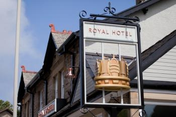 The Royal Hotel -