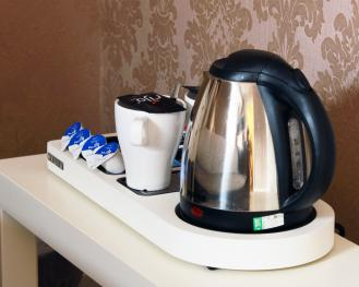 All rooms have tea and coffee making facilities