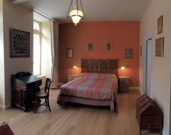 """Grande chambre """"Les Indes"""""""
