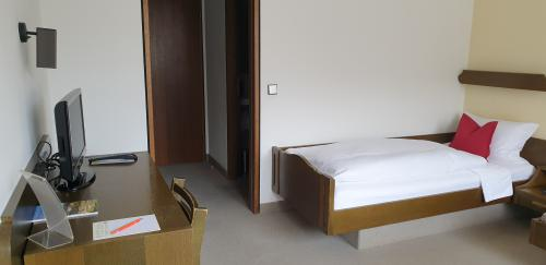 Zweibettzimmer-Standard-Eigenes Badezimmer-Balkon - Basistarif