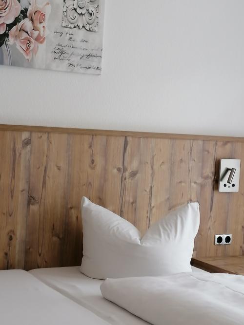 Doppelzimmer-Komfort-Ensuite-Terrasse - Basistarif