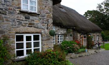 Our beautiful Dartmoor thatched inn
