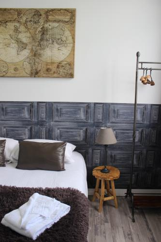 Chambre double confort Vue Loire