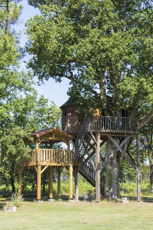 Cabane-Nature Spa-Salle de bain et douche - Tarif de base