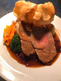 Our delicious Sunday Roast