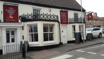 The Rampant Horse Inn -