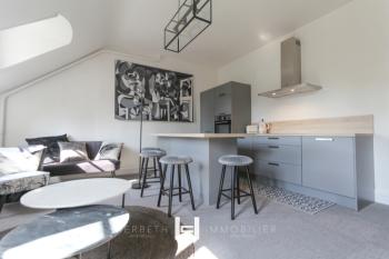 H-BnB Villa d'Asfeld - pièce à vivre