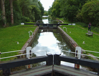 The canals nearby