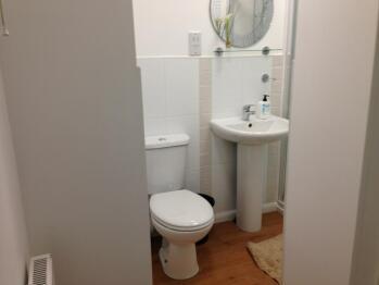 Comfort Single Room Shared Bathroom (Very Small)