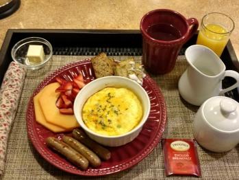 Delicious Full Breakfast