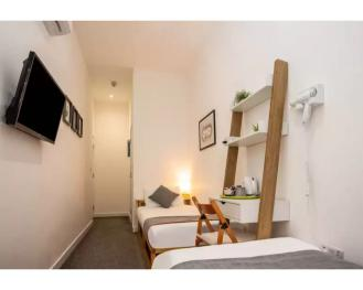 Twin room-Standard-Private Bathroom-TWIN - Base Rate