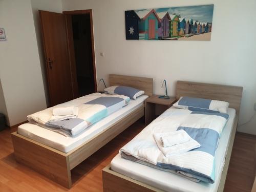 Doppelzimmer-Standard-Gemeinsames Badezimmer