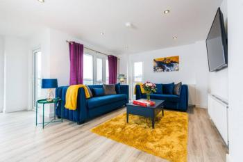 Central Belfast Apartments: Sandford -