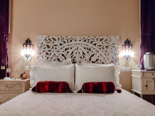Junior suite con terraza privada - Sin Desayuno