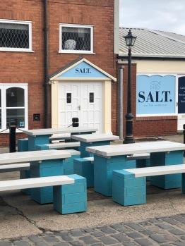 Salt on the Harbour - Our Front Door