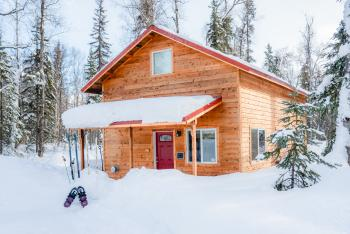 Willow Cabin - Willow Cabin - Winter