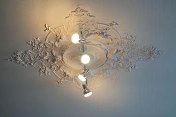 vue du plafond