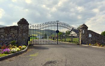 Automated Gated entrance