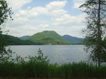 Lac Supérieur, Mont Éléphant