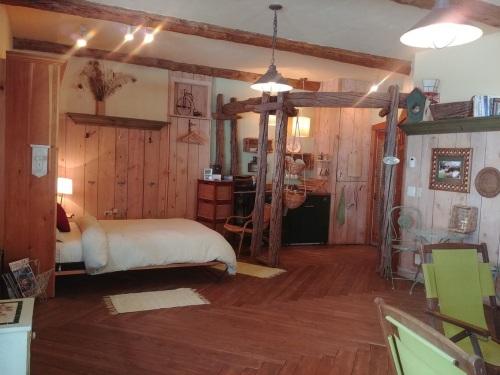La Suite jardin-Suite-Super spacieuse-Salle de bain Privée-Terrasse - Tarif de base