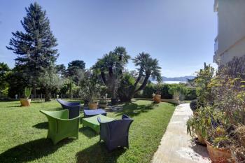 jardin privé 520 m²