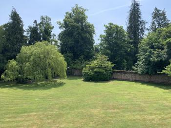 View of the Walled Garden