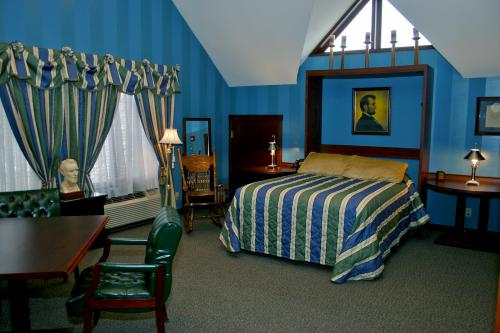 Double room-Ensuite-Standard-Abe Lincoln Suite