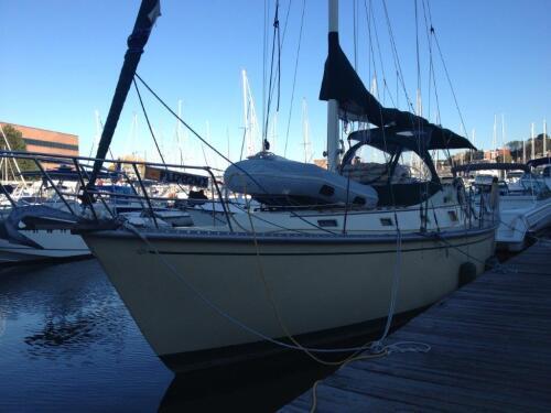 Gypsy Spirit - 36ft Sailboat
