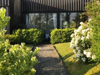 Le Lodge Cristal (chemin d'accès)