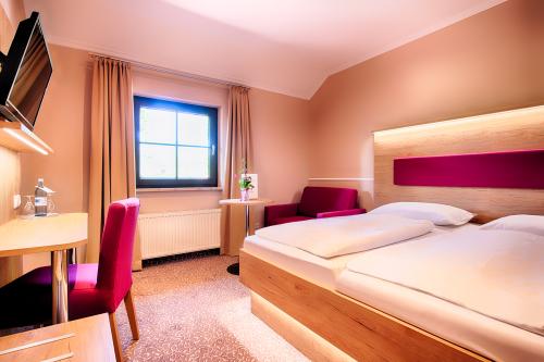 Dreibettzimmer-Premium-Ensuite-Seeblick - Basistarif