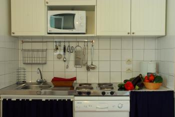 Kitchen cottage for 4 persons
